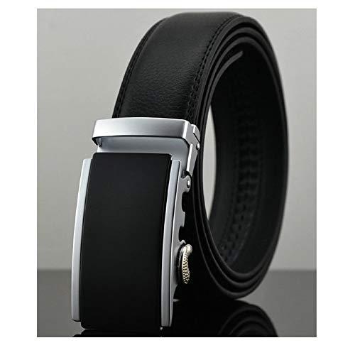 Ford Racing Belt Buckle - Designer Automatic Buckle Cowhide Leather Belt Luxury Belts For Men Ceinture Homme