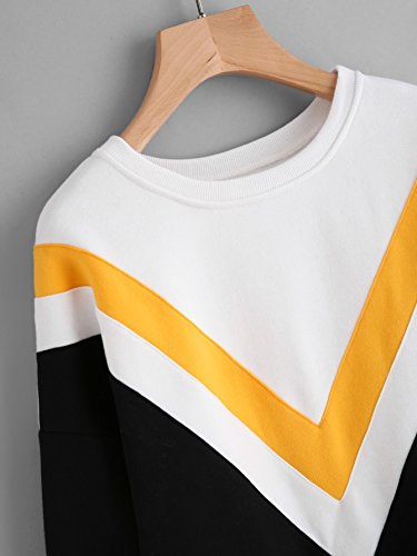 ROMWE Sweatshirt ROMWE Sweatshirt 6vqatxdaw