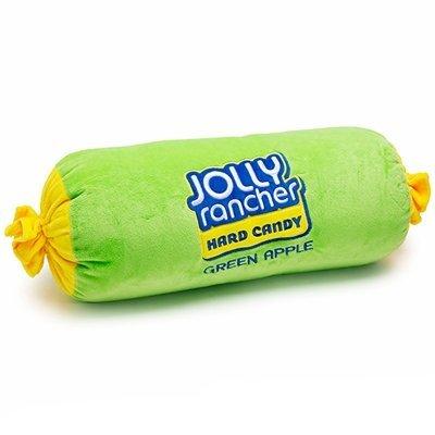 Sweet Novelty 60003 Jolly Rancher - Green Apple Large Plush Pillow (Candy Pillows)