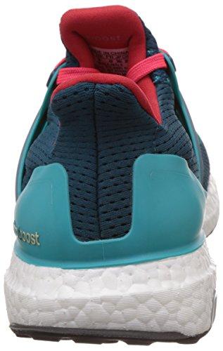adidas Ultra Boost M, Scarpe da Corsa Uomo Multicolore (Verde / Azul / Rojo (Vertra / Minera / Rojimp))