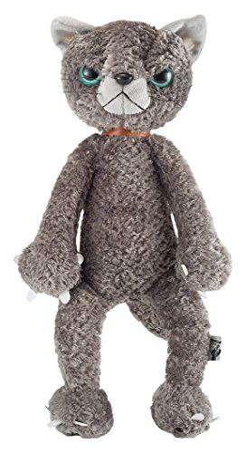 Angry Cat Plush Puppets Doll Stuffed Animal Toy -15.7inch