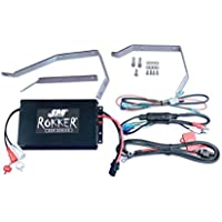 J&M Audio Rokker 330 Watt 2 Channel Amplifier Kit for 2006-2013 Harley-Davidson Road Glide models - JAMP-330HR06