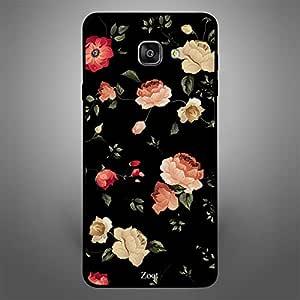Samsung Galaxy A7 2016 Colorful lotus