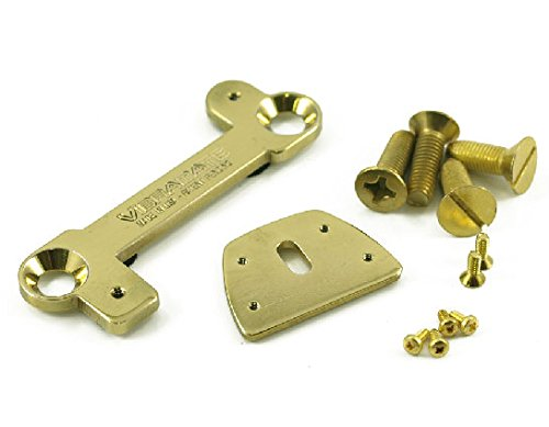 Vibramate V7-LP-G Mounting Kit for Bigsby B7 Carved Top Les Paul Guitars, - Top Guitar Carved