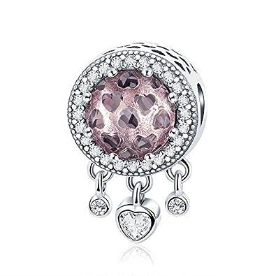 images détaillées magasin discount meilleures chaussures YJZQ Femme Bijoux Charm Perles pour Bracelets Pandora Décor ...