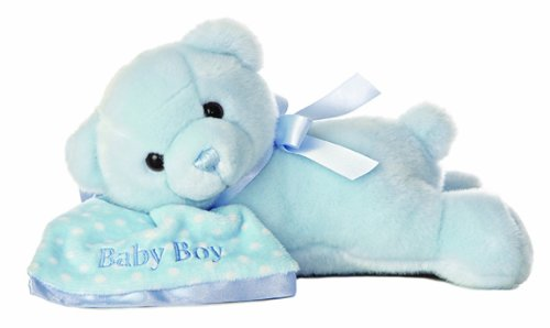 ebba Comfy Boy Musical Sleeping Bear, 12