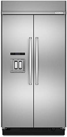 Amazon.com: KitchenAid KBSD608ESS 48 Inch Side-by-Side ...
