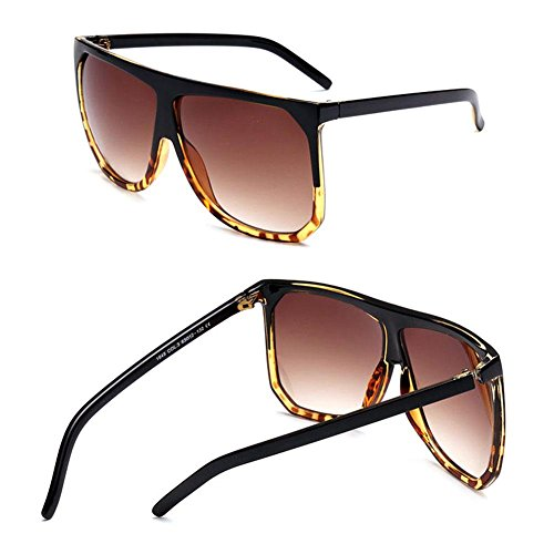 gafas anti de antideslumbrante conducción Unisex sol Big Gafas Alger box C de UV Fashion G 8TPFHcwq