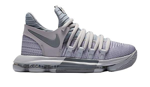1596e33f1b37 Nike Kids  Grade School Zoom KD 10 Basketball Shoes