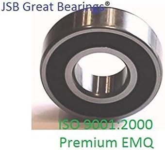 6314-2RS HCH Premium EMQ 6314 2rs seal bearing ball bearings 6314 RS ABEC3