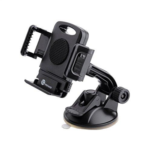 TaoTronics® Auto KFZ Universal Handyhalterung für iPhone 6/6Plus 5S/4S Samsung Galaxy S5/S4/S3 Smartphone