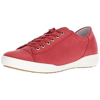 Josef Seibel Women's Sina 11 Sneaker, Red, 36 Medium US