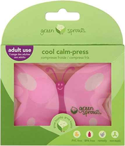 green sprouts Cool Press Butterfly