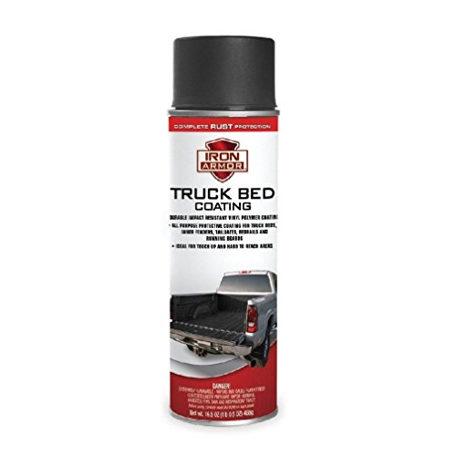 SALE Iron Armor Spray On Pickup Truck Bed Liner Trailer Coating