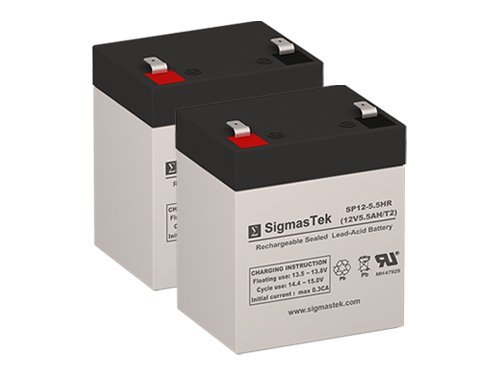 Pulse-Sonic-12-Volt-55-AmpH-Replacement-Scooter-Batteries-Set-of-2