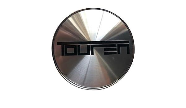 Touren Wheels C103270C02 C103270B03 C-303-5 Machined Wheel Center Cap