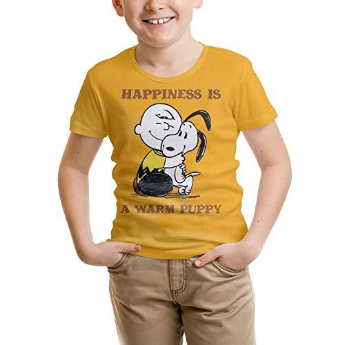 TablincoT Boys' Cartoon Movie T-Shirts Tee Short Sleeve Essential Tees 100% Organic Cotton for -