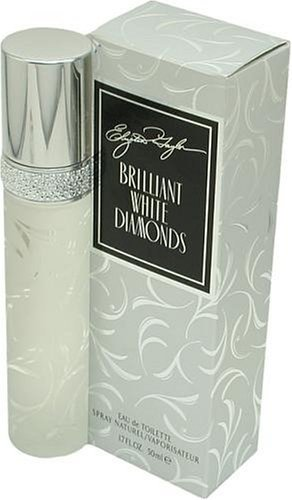 Brilliant White (White Diamonds Brilliant by Elizabeth Taylor for Women, Eau De Toilette Spray, 1.7-Ounce)