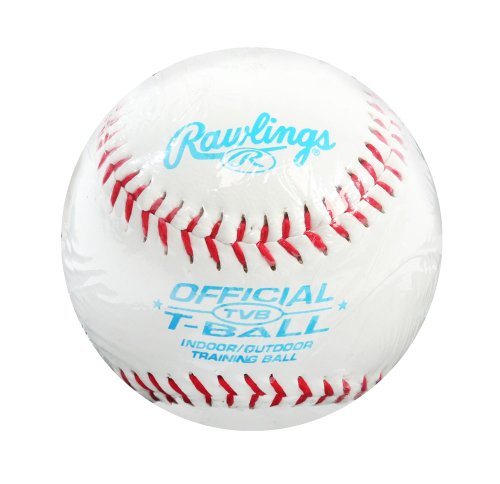 Rawlings TVBBT24 Official Size & Weight Tee Ball ()