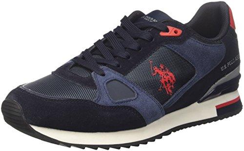 ASSN U Blu Dark Uomo S Trev POLO Sneaker Blue qOSOEB