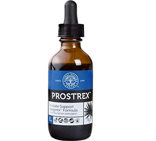Global Healing Center Prostrex Prostate Balance Supplement - All Natural, Herbal Support for Normal Prostate Size (2 ounces)