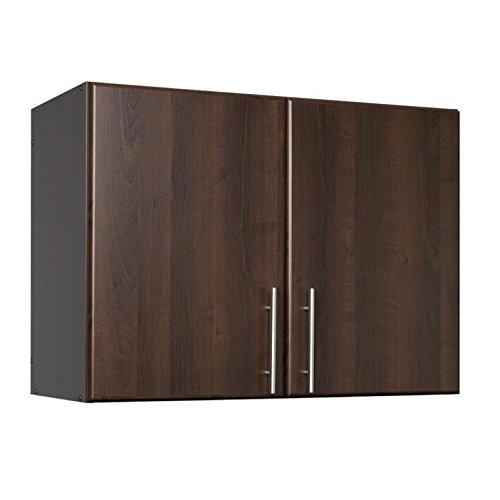 Prepac Espresso Elite Stackable Wall Cabinet, 32'', Brown by Prepac