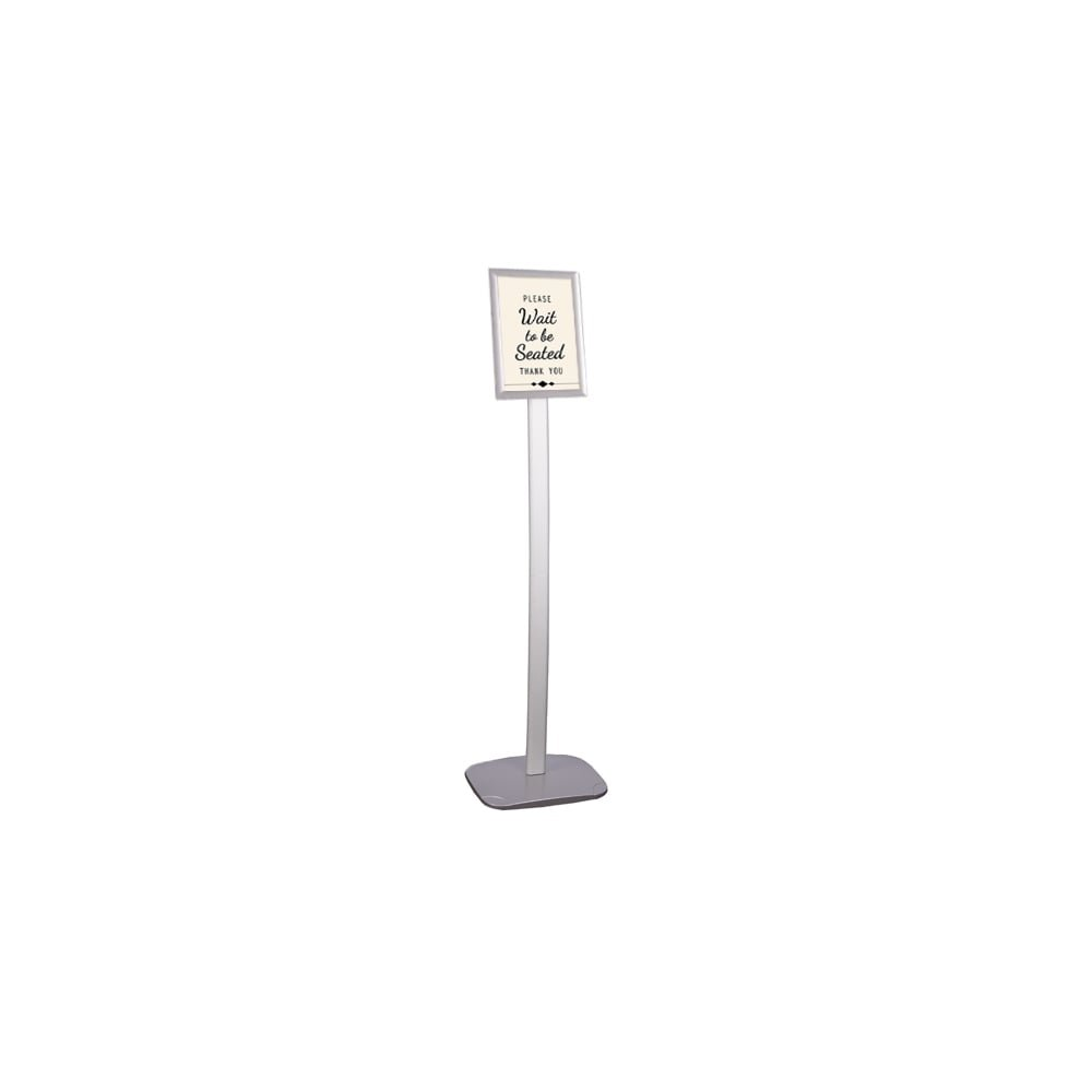 A4 Snap Frame Poster Display Stand Amazoncouk Office Products