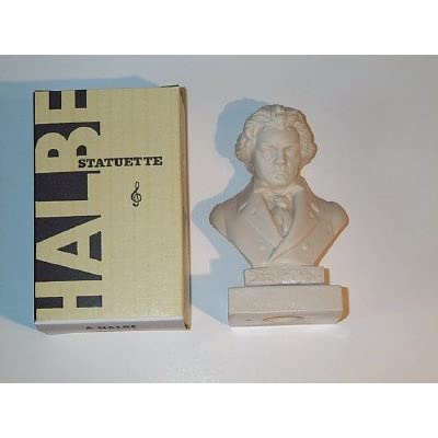 Beethoven Bust Halbe Statuette : Action Figure Busts : Everything Else