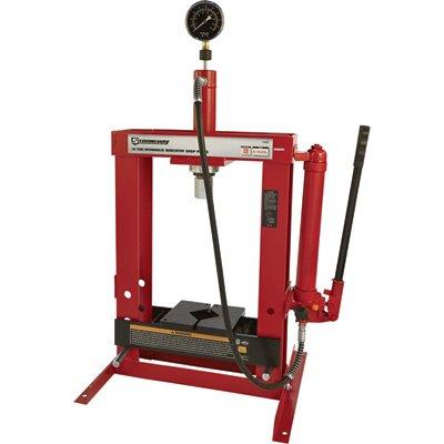 Ton Hydraulic Shop Press - 3