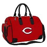 Charm14 MLB Cincinnati Reds Deluxe Handbag - by Little Earth