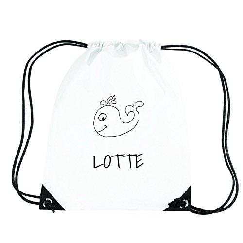 JOllipets LOTTE Turnbeutel Sport Tasche PGYM5657 Design: Wal