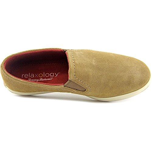 Tommy Bahama Kvinna Relaxology® Calina Slip-on Sand Mocka