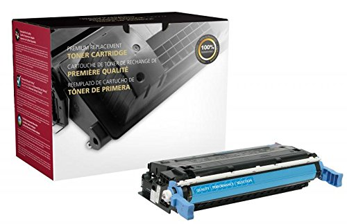 Inksters Remanufactured Toner Cartridge Replacement for HP C9721A (HP 641A) - Cyan - Hp C9721a Cyan Laser