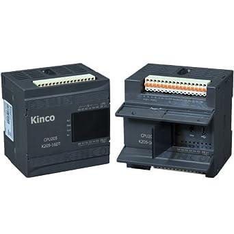 Kinco Automation KNC-PLC-K205-16DR Programmable Logic