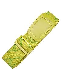 Samsonite 91156-1897 Luggage Strap, Vivid Green, International Carry-On