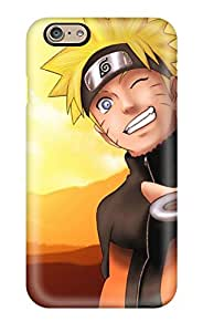 Theodore J. Smith's Shop Durable Defender Case For Iphone 6 Tpu Cover(naruto Shippuden Gaaras)