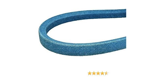 Super Heavy Duty Kevlar Aramid Vbelt V-Belt fits John Deere # M43820