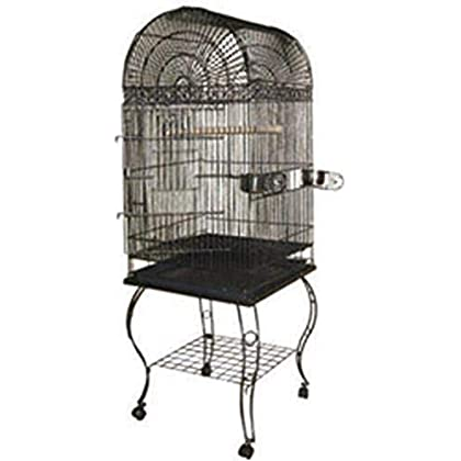 Image of A&E Cages-Victorian Dome Top Bird Cage