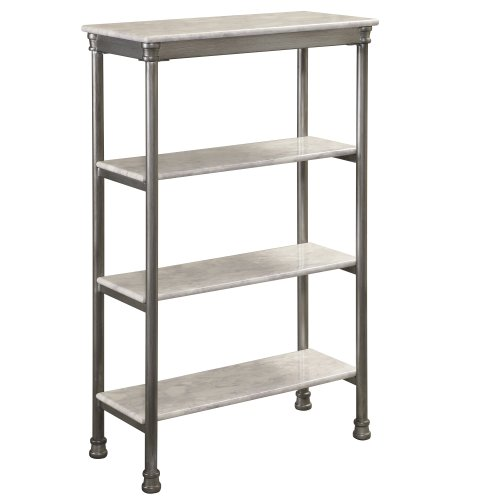 The Orleans 4-Tier Shelf by Home Styles