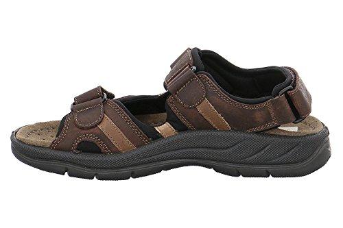 Jomos Men's Fashion Sandals Brown Brown sX4hKgGr