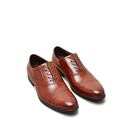 Kenneth Cole Scarpe Da Advisor Capo New York - Mens Cognac