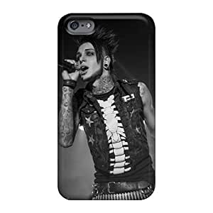 Apple Iphone 6plus Sdg8053ZZZe Support Personal Customs Beautiful Black Veil Brides Band BVB Image High Quality Hard Phone Case -phonecaseforall
