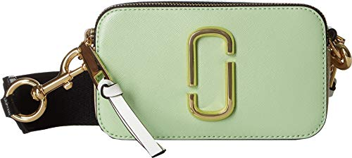 Marc Jacobs Women's Snapshot Mint Multi One Size (Marc Jacobs Green Bag)