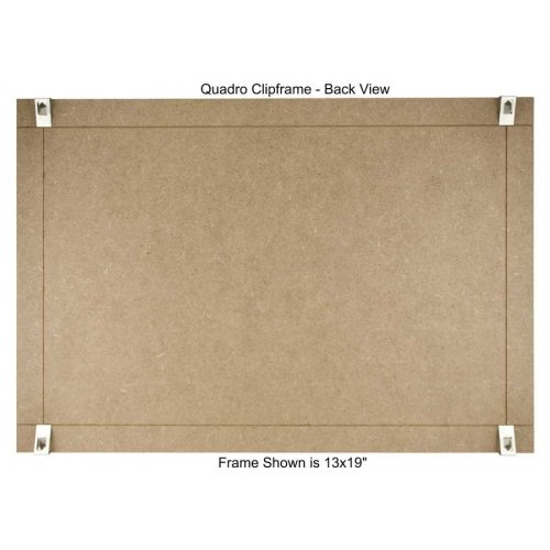 quadro clip frame 13 19 inch borderless frame classic poster collector. Black Bedroom Furniture Sets. Home Design Ideas