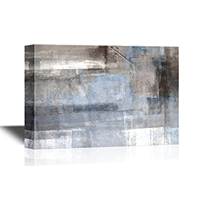 With Expert Quality, Gorgeous Expertise, Abstract Grunge Grey Color Composition