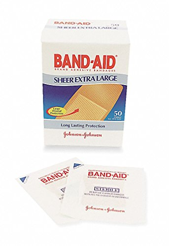 (Honeywell North Plastic Strip Bandages, 4-1/2