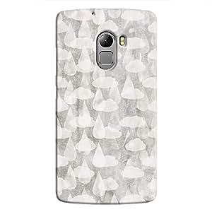 Cover It Up - Grey Rain K4 Note Hard Case