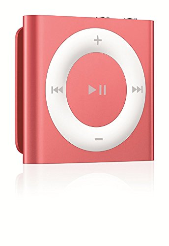 IPod Shuffle 2GB Pink [Discontinued by Manufacturer] with Generic Headset and Usb Charging cord Packaged in White Box