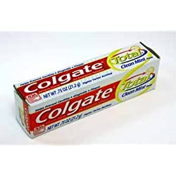 Colgate Total .75oz Clean Mint Toothpaste
