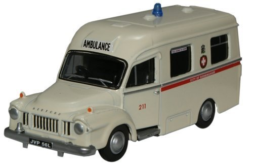 Oxford 1 76 Birmingham Bedford J1 Lomas   76BED00 by Oxford Diecast